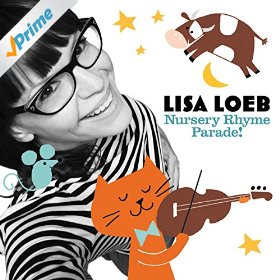 Lisa Loeb - Nursery Rhyme Parade album cover