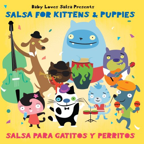 Salsa for Kittens and Puppies cover