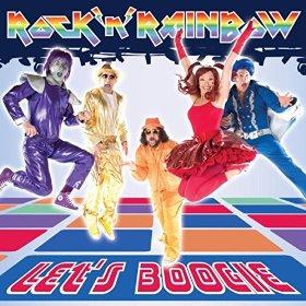 Let's Boogie album cover