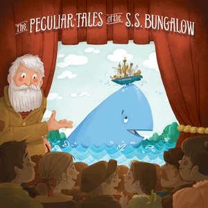 S.S. Bungalow album cover