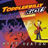 Toddlerbilly Riot cover