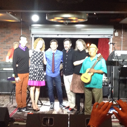 58th Children's Music Grammy nominees at Lucky Strike Live