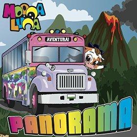 P A N O R A M A album cover