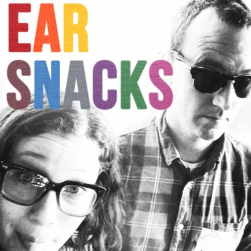 Ear Snacks logo cover