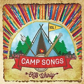 Camp Songs Vol. 1 cover