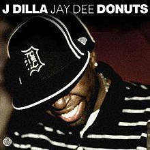 J Dilla Donuts cover