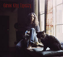 Carole King Tapestry cover