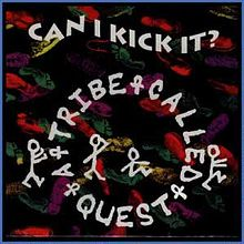 Can I Kick It album cover