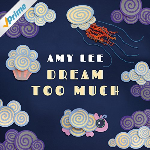 Dream Too Much album cover