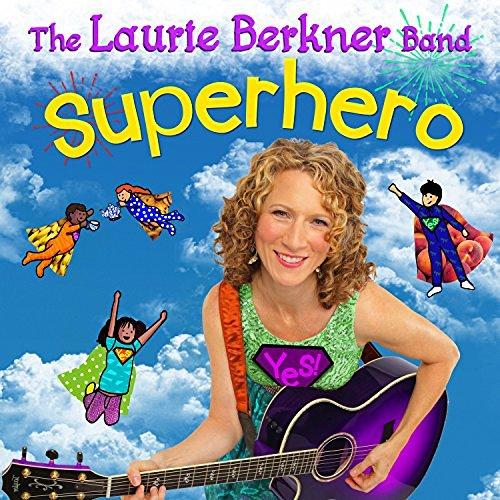 Superhero album cover