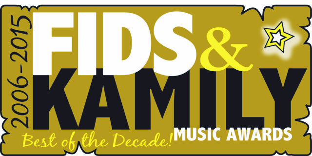 Logo for 2006-2015 Fids & Kamily Best of the Decade