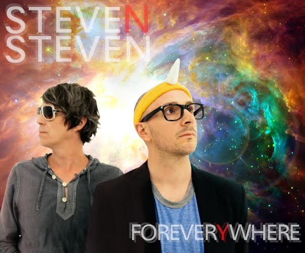 Steve Burns and Steven Drozd