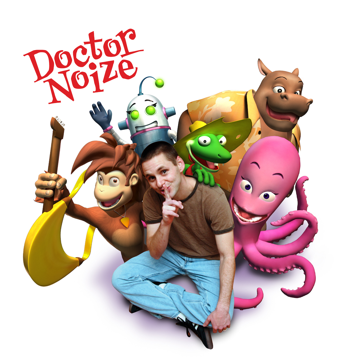 Doctor Noize and friends