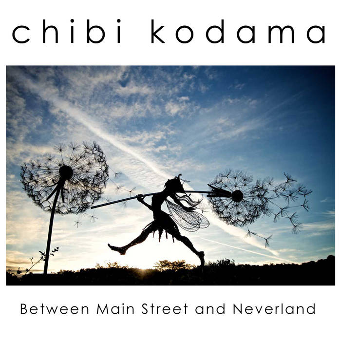 Between Main Street and Neverland cover