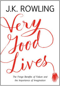 Very Good Lives cover