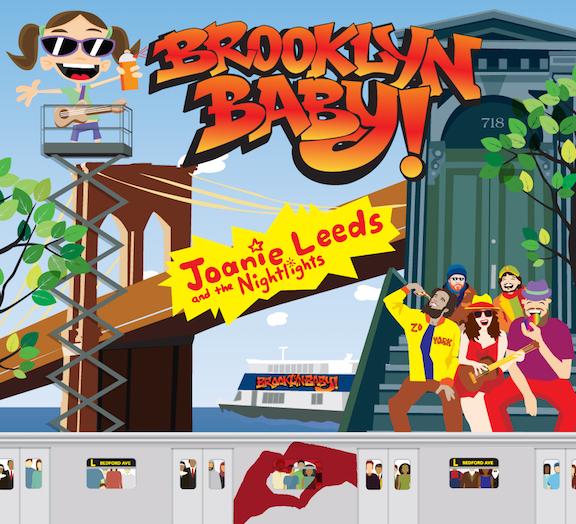 Brooklyn Baby album cover