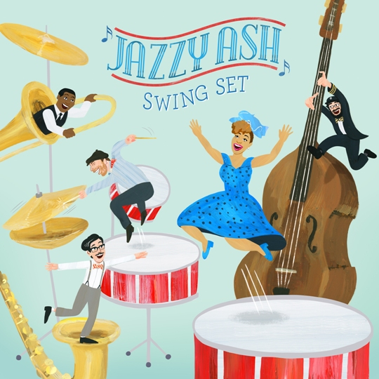 Swing Set album cover