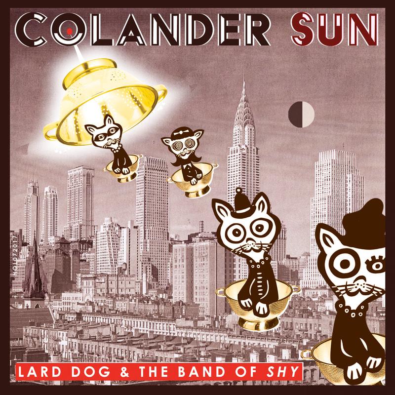"""""""Colander Sun"""" single cover"""
