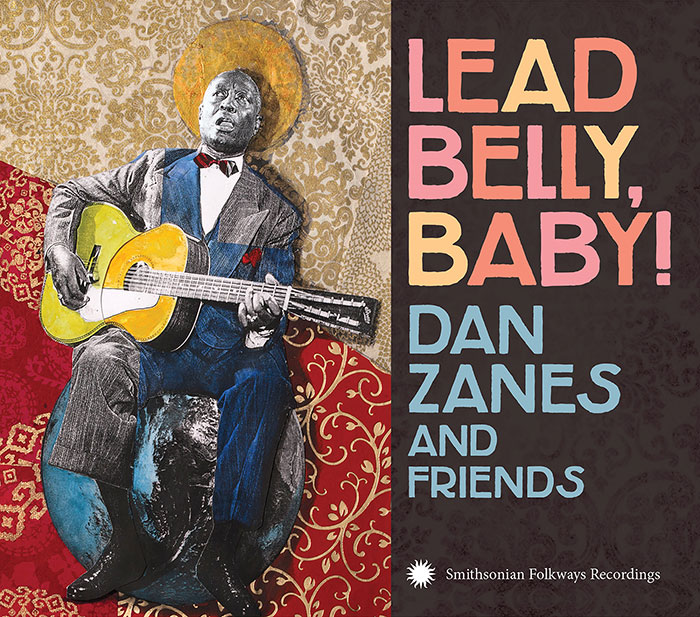 Lead Belly, Baby! album cover