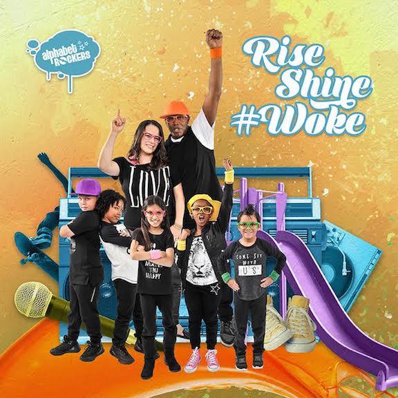 Rise Shine #Woke album cover