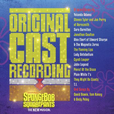 SpongeBob SquarePants Musical cast album