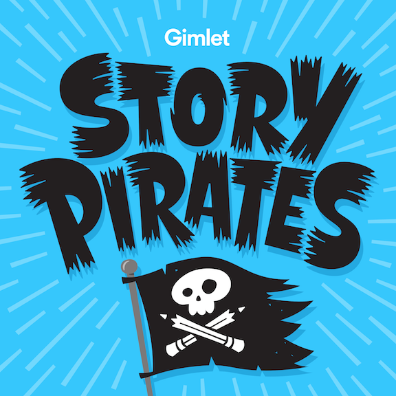 Story Pirates logo from Gimlet