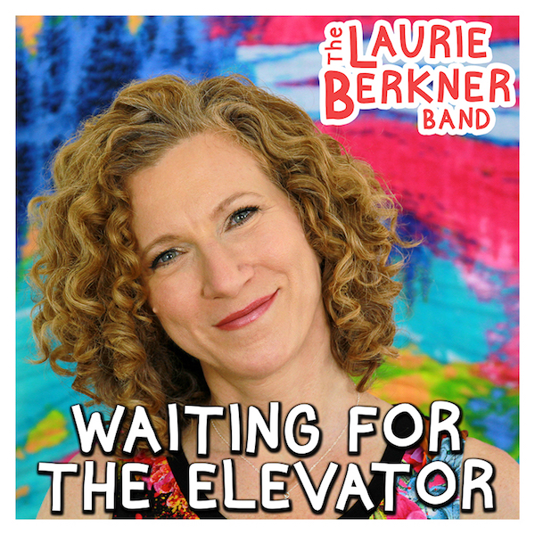 Laurie Berkner Waiting for the Elevator cover