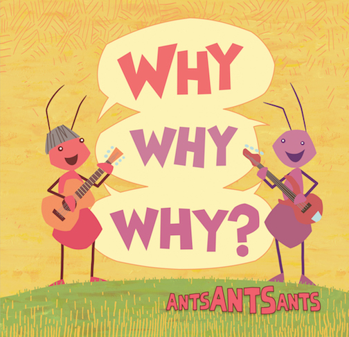 Why Why Why? album cover