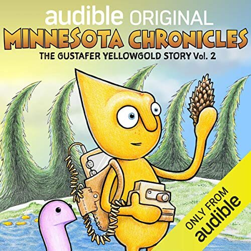 Gustafer Yellowgold - The Minnesota Chronicles album cover