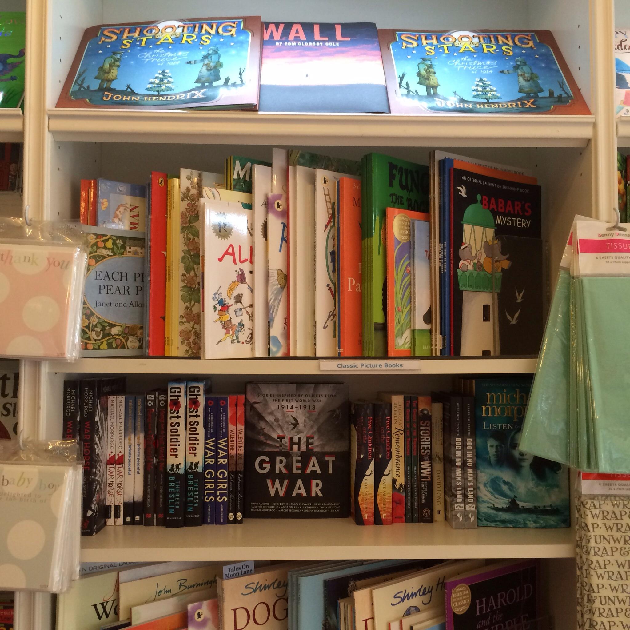 More books!