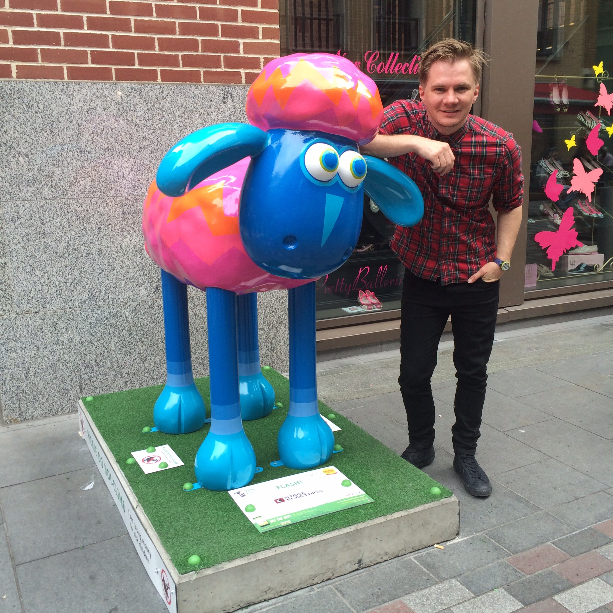 Chris Haughton's Shaun the Sheep