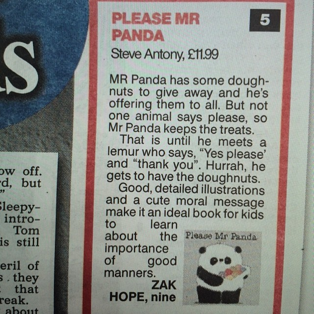 Thanks, Zak!