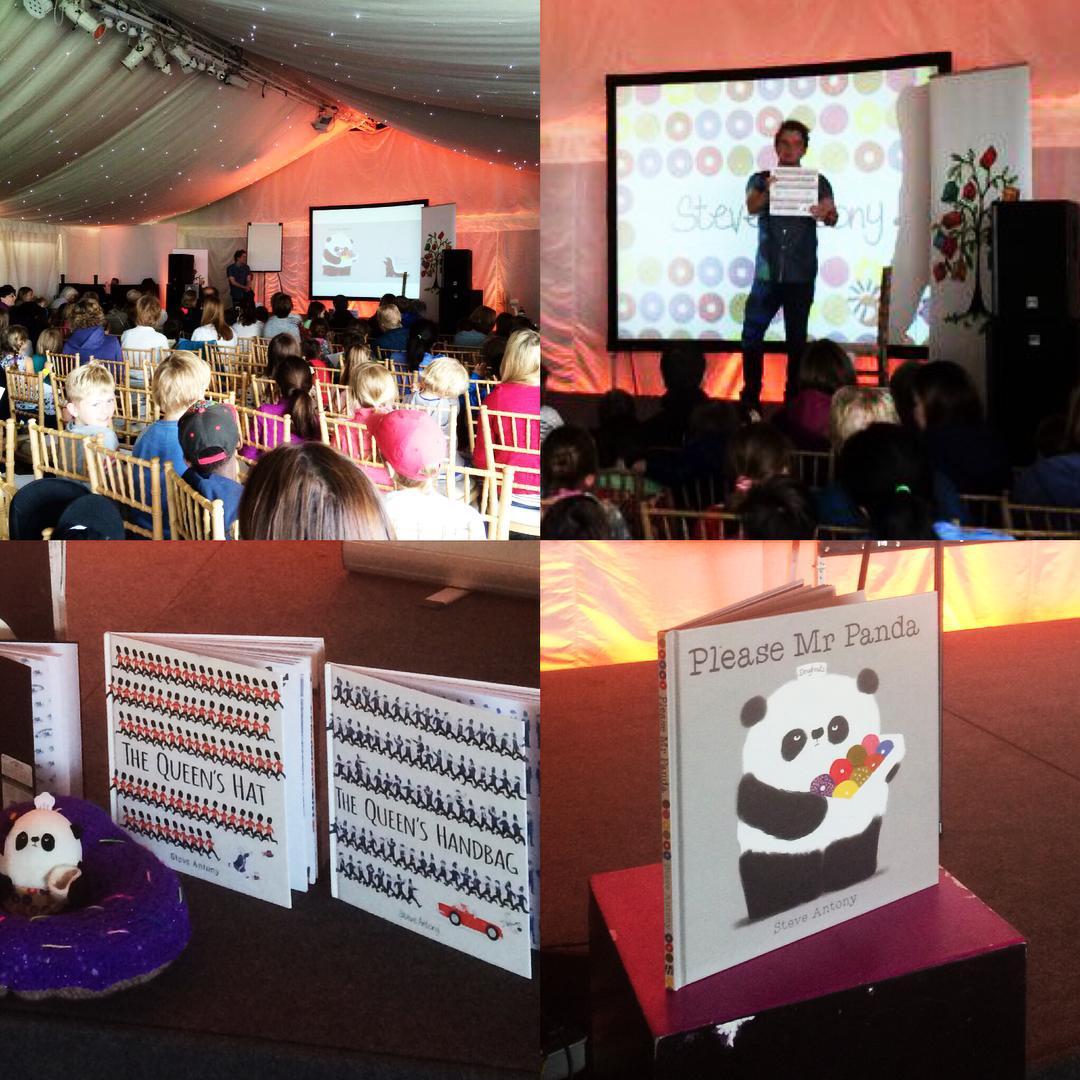 Hoo's Kids Book Fest in Luton