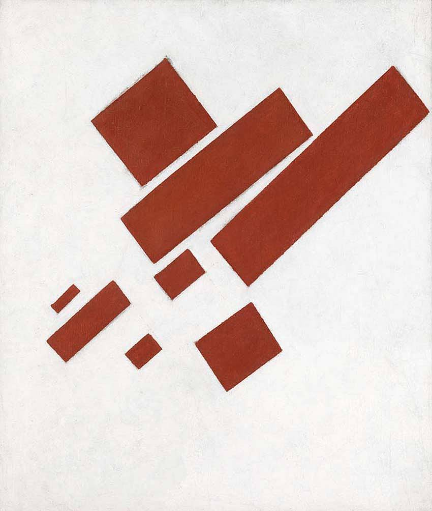 '8 Red Rectangles'