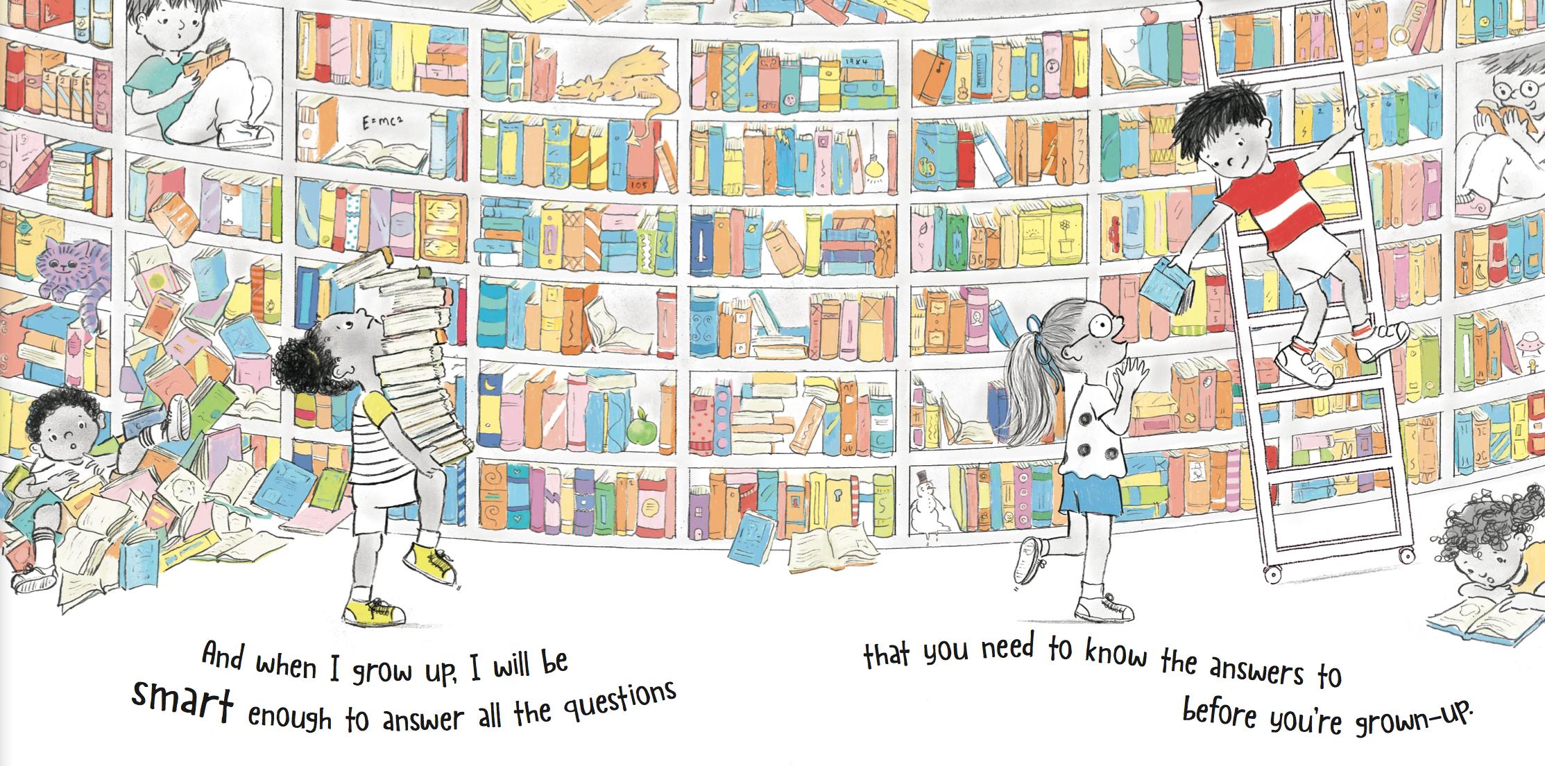 When I Grow Up, written by Tim Minchin