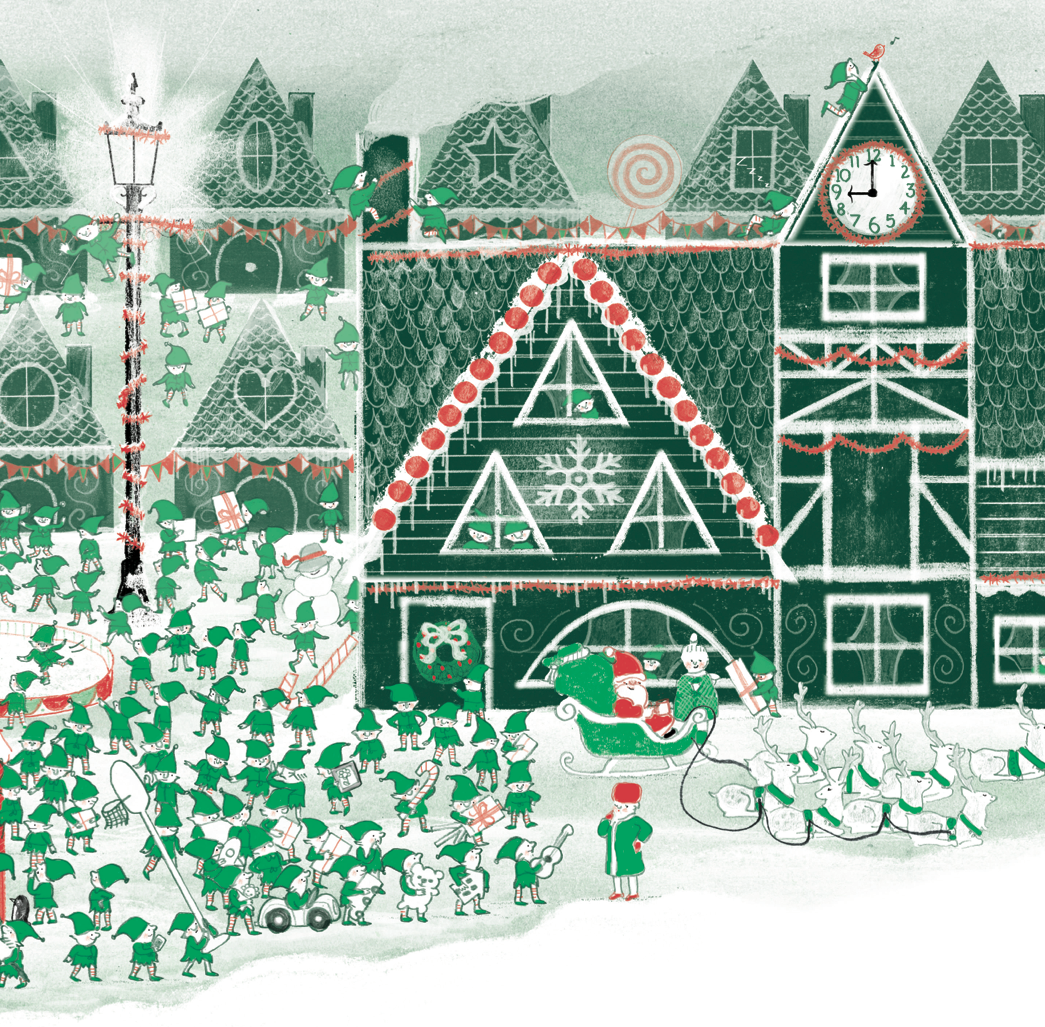 Part 3: The North Pole.