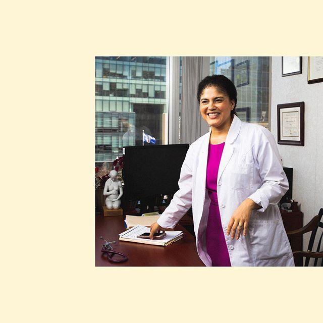 Publication: @sinaihealthtoronto Art Direction: @rgrainger  Dr. Cindy Maxwell  #pregnancy #healthypregnancy #patientcentredcare #Toronto #editorial #portrait #SinaiHealthMagazine