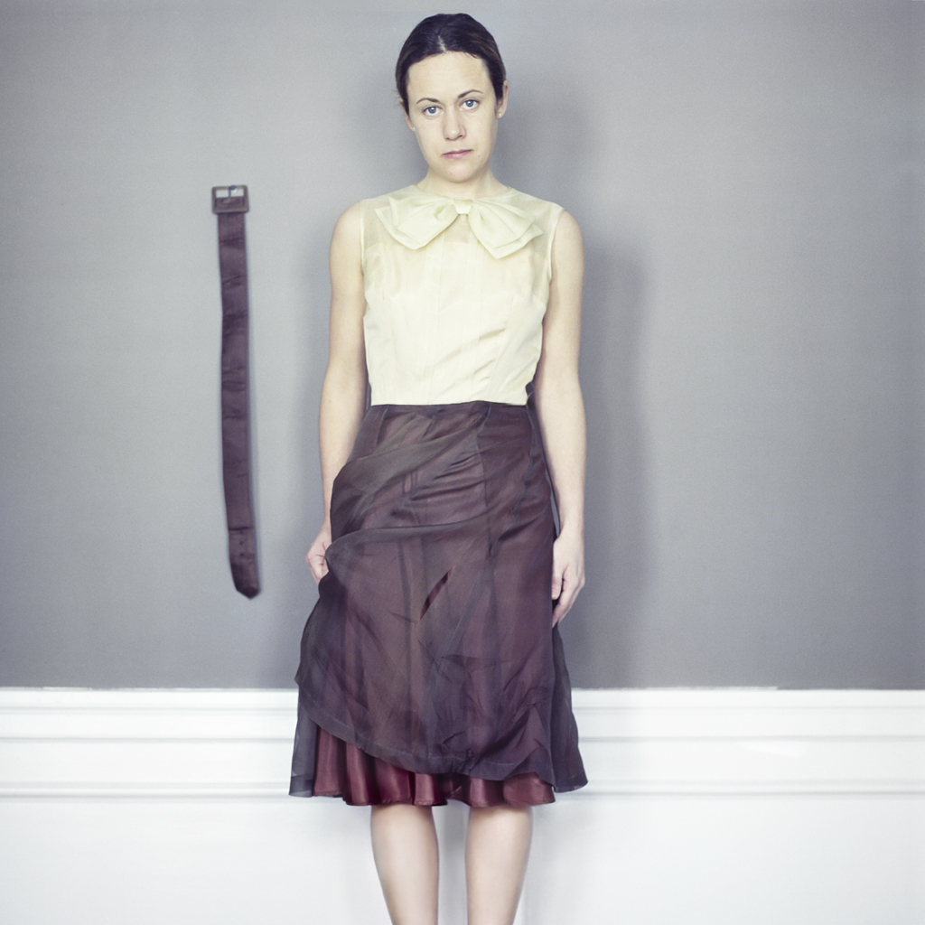 The Rip, Self Portrait, Watertown, Massachusetts, 2004