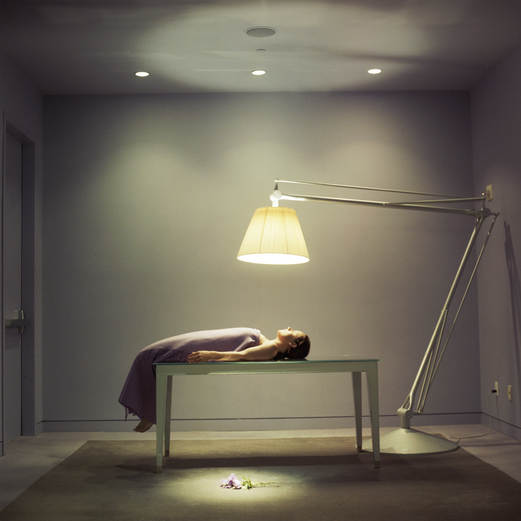 The Lamp, Self Portrait, 2005, San Francisco, California