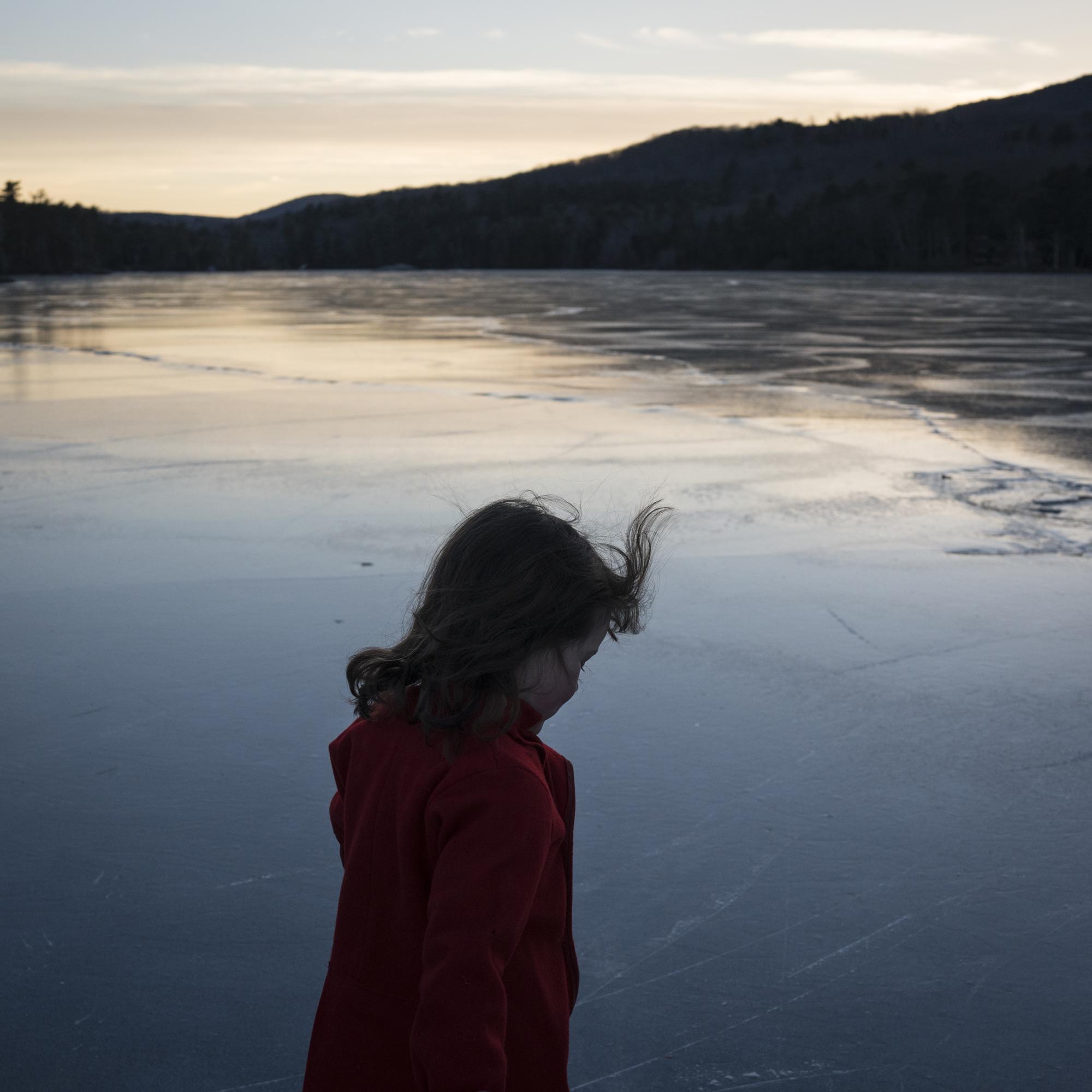 Frozen Lake, 2017