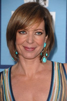Allison Janney, who played CJ Cregg on The West Wing