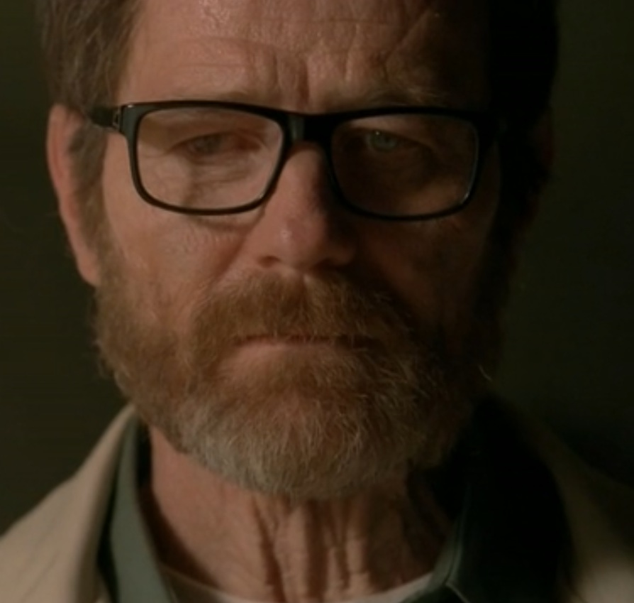 "Walter White confesses to being Momma Rose the whole time. ""I did it for me."""