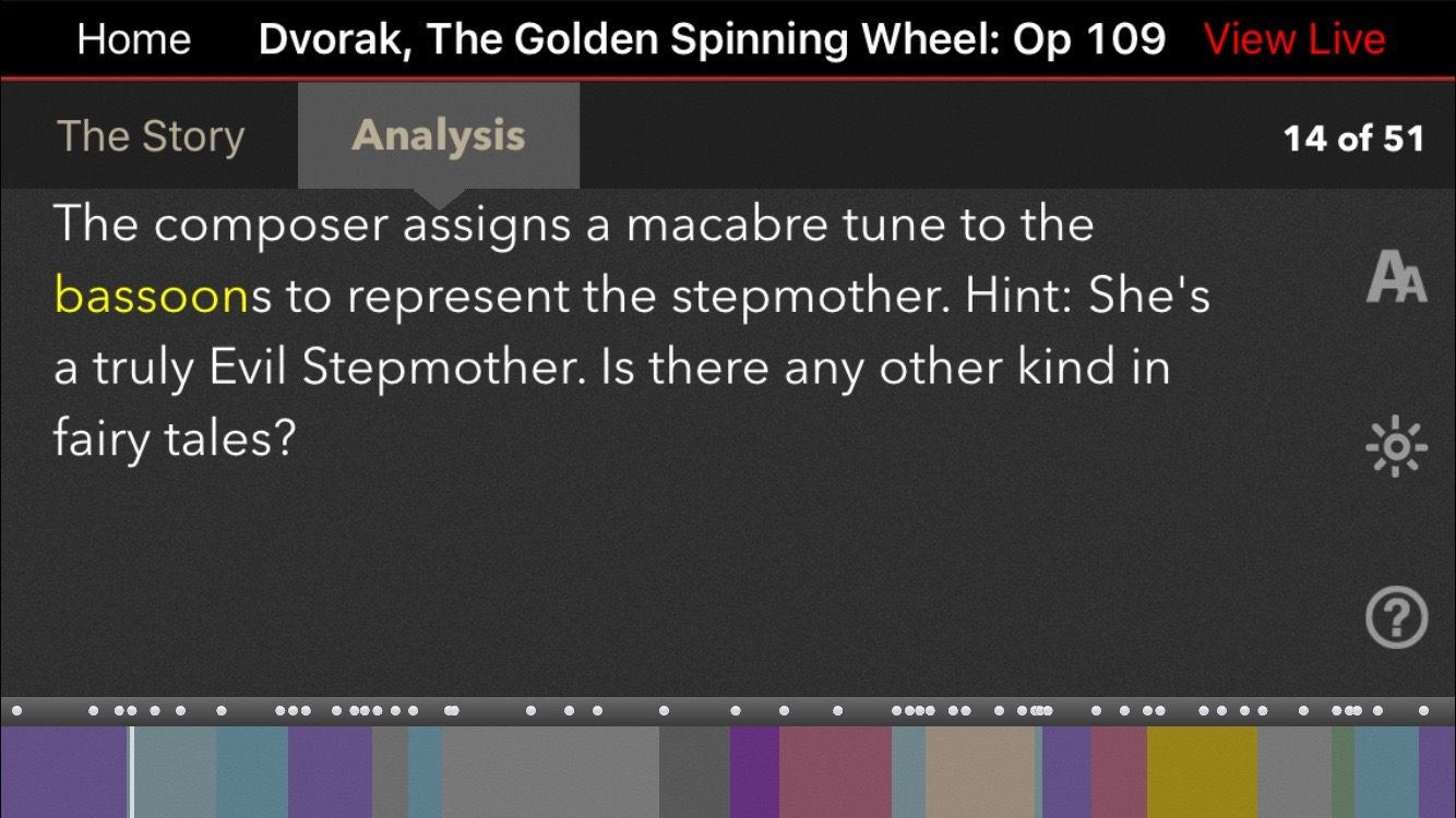 The Golden Spinning Wheel Annotated — JT's Digs