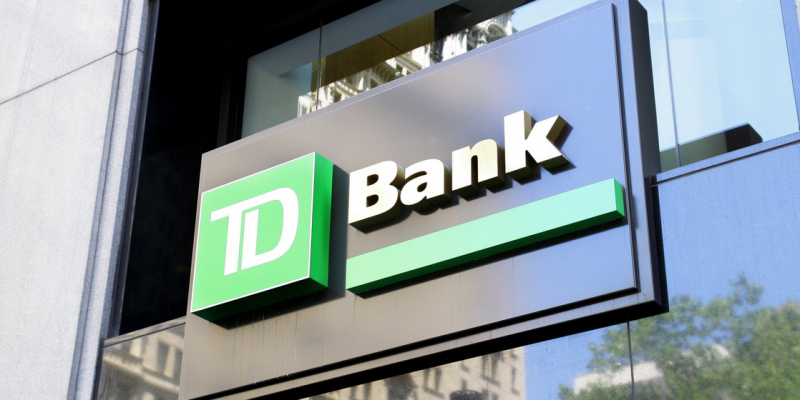 TD Bank, not necessarily America's most convenient...