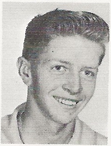 The only photo I have of Wayne Busbea from the 1963 yearbook