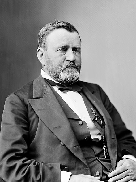 Not this Ulysses Grant!
