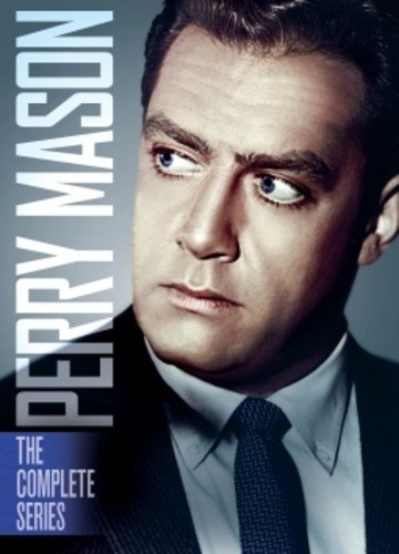 Perry Mason The Complete Series DVD