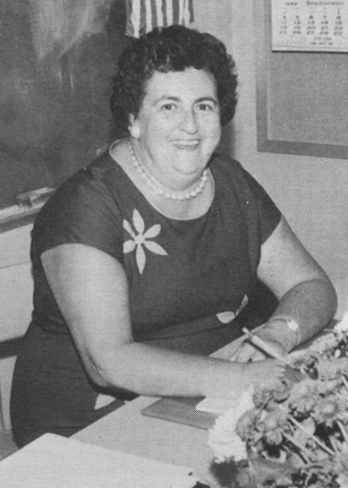 Mrs. Esther Papson