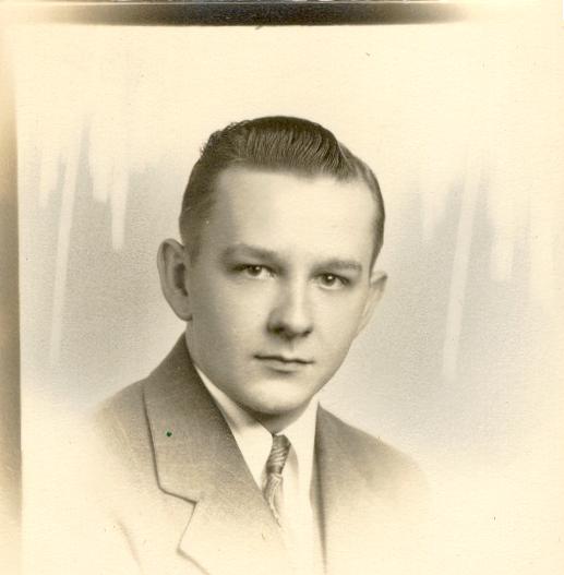 Curtis Troutman circa 1945