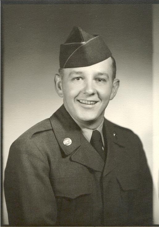 Curtis Troutman circa 1952